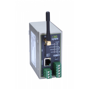 InHand InGateway601 Intelligent Cellular Gateway with Remote Access