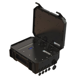 Parsec PRO9SB (St. Bernard) Hotspot Case with 9:1 Antennas for the IBR1700 Router