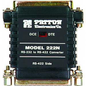 Patton 222N Industrial RS-232, 422, 485 Interface Powered Converter