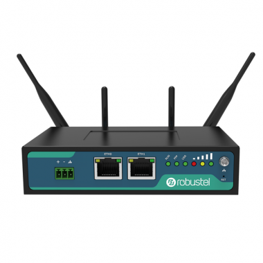 Robustel R2000-4L Rugged Cellular Router for IoT Applications