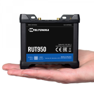 Teltonika RUT950 High Speed Smart Router for IoT Applications