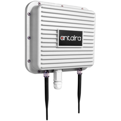 Antaira APX-5200 Outdoor Access Point-Bridge-Client, 2 GigE Ports, 2.4 GHz
