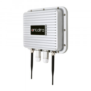 Antaira ARX-7235-AC-PD-T Outdoor High-Power Access Point-Bridge-Client, 2.4 or 5 GHz