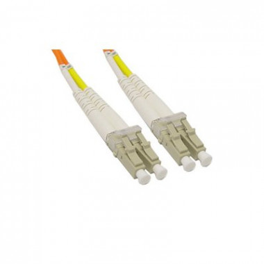LC to LC 1 Meter Multi-Mode Duplex Cable
