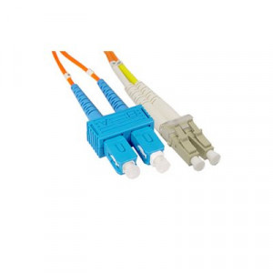 SC to LC Multi-Mode Duplex Cable, 1m, 2m or 5m, CBF-SC-LC-MD