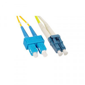 SC to LC 1 Meter Single-Mode Duplex Cable, CBF-SC01LC-SD
