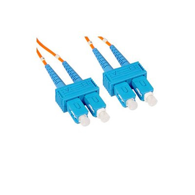 SC to SC Multi-Mode Duplex Cable, 1m, 2m or 5m, CBF-SC-SC-MD