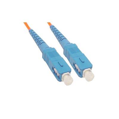 SC to SC 1 Meter Multi-Mode Simplex Cable, 1m, 2m or 5m, CBF-SC-SC-MS