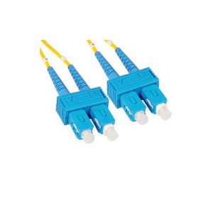 SC to SC 1 Meter Single-Mode Duplex Cable, CBF-SC01SC-SD