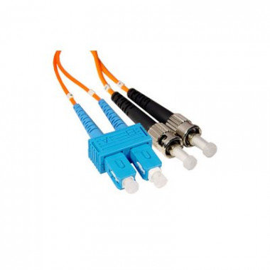 SC to ST Multi-Mode Duplex Cable, CBF-SC-ST-MD