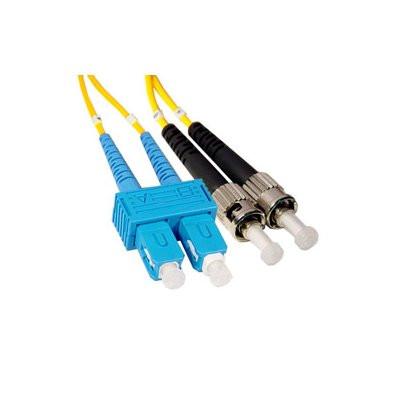 SC to ST Single-Mode Duplex Cable, CBF-SC-ST-SD