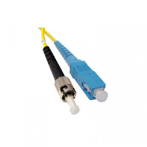 SC to ST 10 Meter Single-Mode Simplex Cable, CBF-SC10ST-SS
