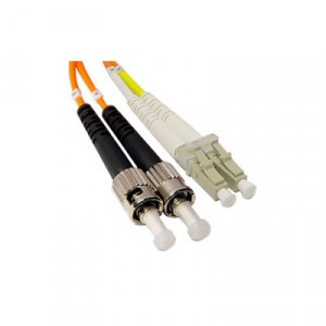 ST to LC 1 Meter Multi-Mode Duplex Cable, CBF-ST01LC-MD
