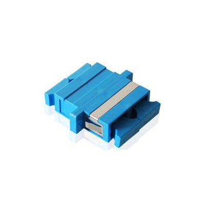Fiber Coupler - SC to SC - Female Duplex, CPLR-SCSC-FD