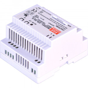 Antaira DR-30 30W Industrial DIN-Rail Power Supply, 12V or 24V Output