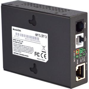 Antaira EVC-3001 10/100TX Ethernet Extender over VDSL Converter, RJ11 POTS