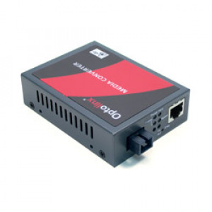 Antaira FCN-2112W 10/100TX to 100FX WDM SNMP Managed Media Converter