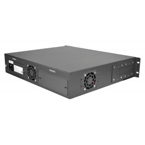 Antaira FCU-RACK16 16-Slot Unmanaged Media Converter Rack