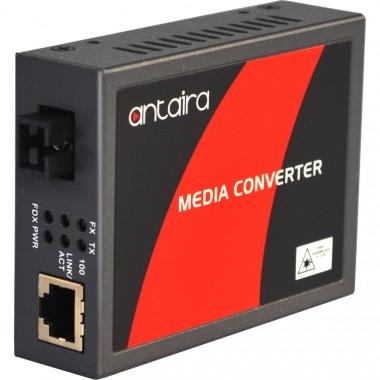 Antaira FCU-100W 10/100TX to 10/100FX WDM Media Converter