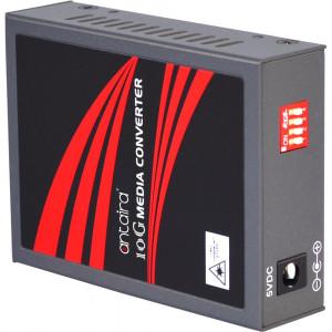 Antaira FCU-5002-SFP+ 10GBase-R SFP+ to 10GBase-R SFP+ Media Converter