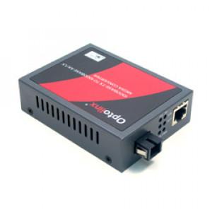 Antaira FCU-3002A Gigabit Ethernet to 1000LX WDM-A Converter