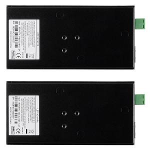 Antaira LEP-301M-KIT Industrial Power over Ethernet (10/100TX) Extender, 1 Pair