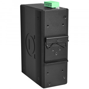 Antaira LMP-1202M-SFP 12-Port Managed Fast / Gigabit Ethernet Switch, PoE+