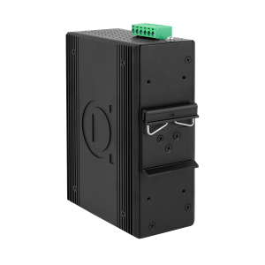 Antaira LMX-0501G-SFP-V2 5-Port Managed Gb Ethernet Switch, 1 SFP Slot