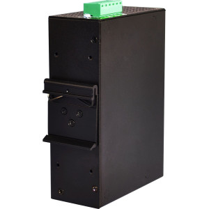 Antaira LNP-0702C-SFP 7-Port  PoE+ Unmanaged Gb Ethernet Switch, 30W/Port, Dual SFP Slots