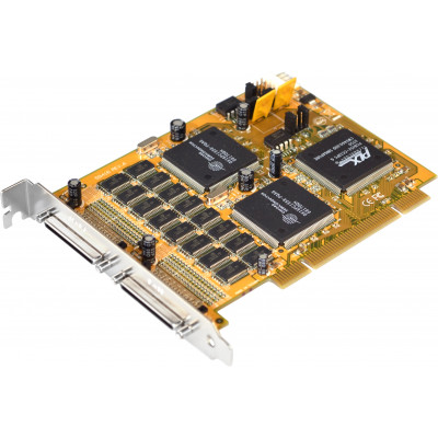 16-Port RS-232 Universal PCI Card