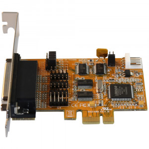 Antaira MSC-204A1-S 4-Port RS-232 PCI Express Serial Card Expansion