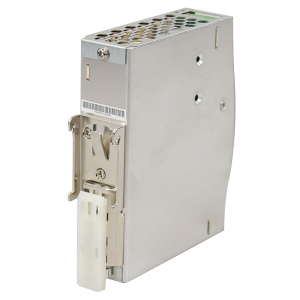 Antaira NDR-75 75W Industrial DIN Rail Power Supply, 12V, 24V or 48V Output