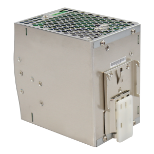 Antaira NDR-480 480W Industrial DIN Rail Mount Power Supply, 24V or 48V Output