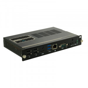 Axiomtek OPS875 Open Pluggable Specification (OPS) Digital Signage Player