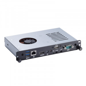 Axiomtek OPS883 Open Pluggable Specification (OPS) Digital Signage Player