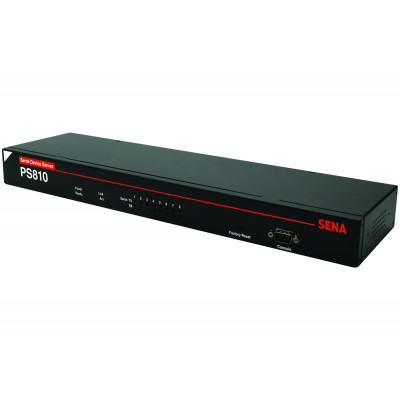 8-Port RS-232/422/485 To Ethernet Device Server, PS810