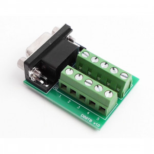 SENA Parani-DB9FTB RS-232/485 DB9 to Terminal Block Adapter, SD1100 Compatible