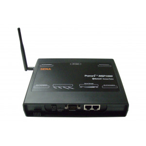 Parani PARANI-MSP1000 Bluetooth To Ethernet Gateway 1 to 28 Connections