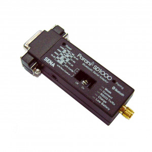 Parani PARANI-SD1000 Bluetooth to RS-232 Converter