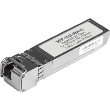Antaira SFP-10G-W 10G Fiber SFP+ Transceiver WDM, Single Mode