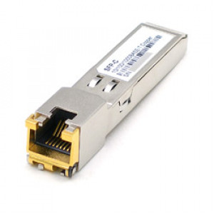 Antaira SFP-C 10/100/1000BASE-T Copper Ethernet SFP, RJ45
