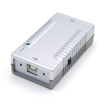Antaira USB-14010-SI 2,500 Vrms Isolator for USB Host and Peripherals