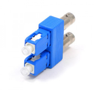 SC Male To ST Female Adapter Single Mode, AD-SCM-STF-S