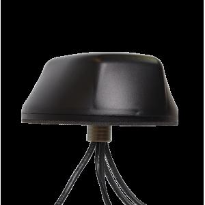 Mobile Mark LTMG507 (2x LTE, WiFi, GNSS, Iridium®) Multi-band Diversity/MIMO Antenna